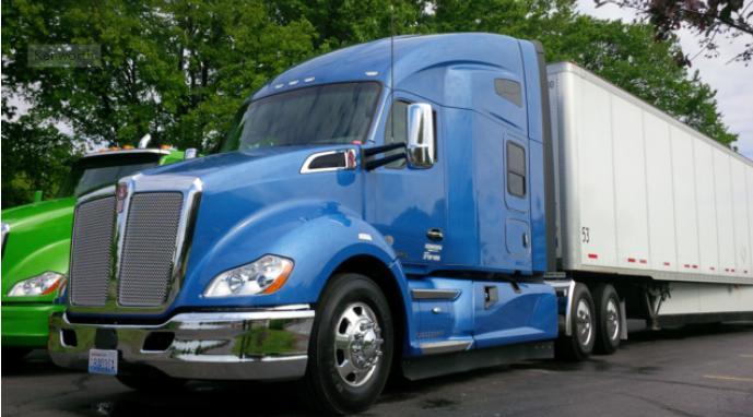 产能布局,电动汽车,黑科技,前瞻技术,热点车型,肯沃斯与丰田合作,肯沃斯T680s卡车,肯沃斯氢燃料电池重卡,丰田氢燃料电池