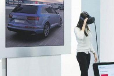 不开真车,奥迪将使用HTC Vive来虚拟现实试驾