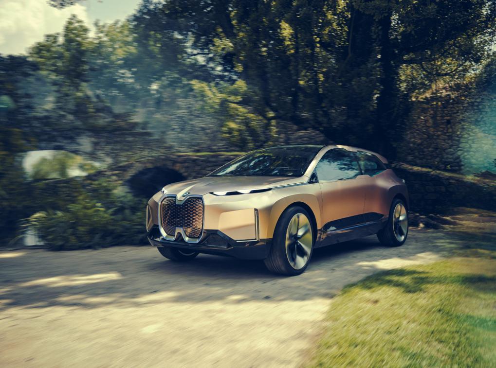 BMW iNEXT将成为宝马首款提供L3自动驾驶功能的量产车型