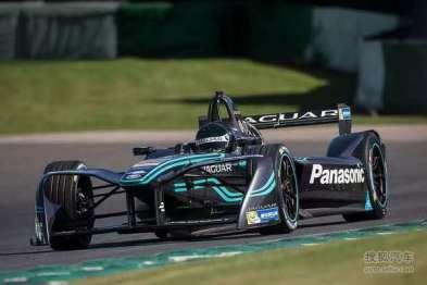 捷豹发布首款电动方程式赛车
