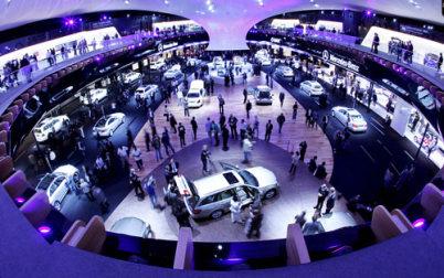 """一个日本人眼中的上海车展:""""东方乡村的巨型车展""""到""""亚洲第一首秀舞台"""""""