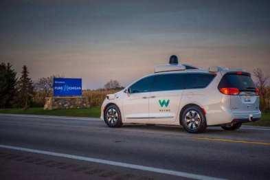 Waymo自动驾驶汽车发生非致命碰撞车祸:错在安全驾驶员