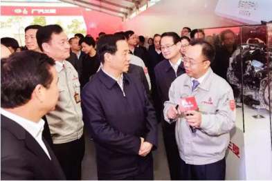 曾庆洪密谈戈恩:广汽三菱将引入日产雷诺车型并共享供应链