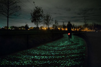 太阳能公路:走路开车什么的,真带电