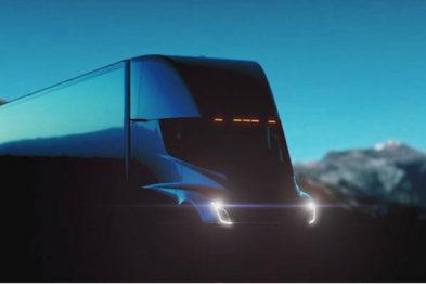 分析师:特斯拉不该推电动重型卡车,电池就得4.5吨