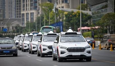 快上车!百度Apollo携手首汽约车推出一键呼叫自动驾驶出租车服务