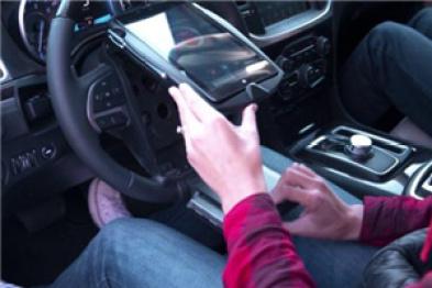 """耐世特打造""""Quiet Wheel""""方向盘,线控转向技术定位3-5级自动驾驶"""