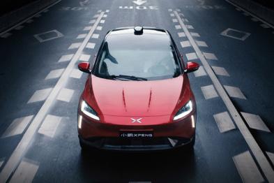 小鹏汽车G3今日上市:年轻人的第一台电动智能汽车