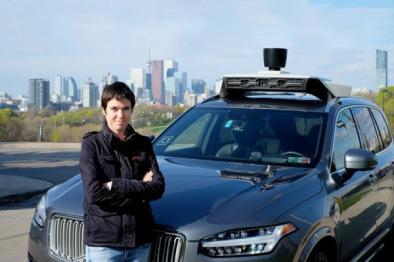 Uber边打官司边成立新人工智能团队