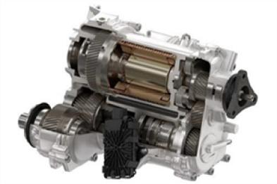 麦格纳推出全新款48V分动箱