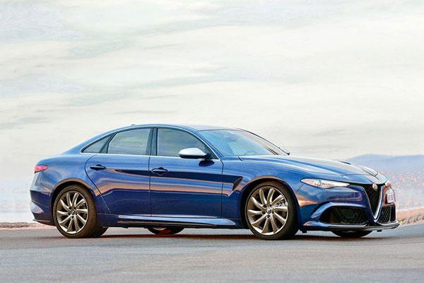 阿尔法·罗密欧拟5年内推9款新车