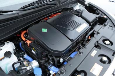 现代新氢燃料电池SUV明年或量产,续航超560km