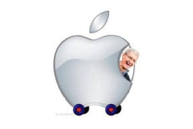 汽车会成为苹果的下一个明星业务吗?