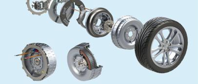 恒大全资收购英国顶尖轮毂电机公司Protean