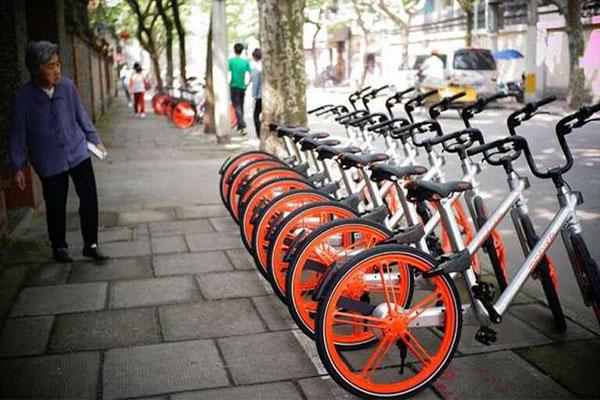 腾讯入局共享单车,摩拜单车完成新一轮融资
