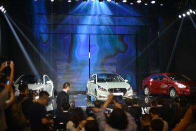 第九代索纳塔混动版领衔,北京现代三车齐发加速产品布局