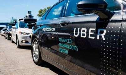 11月Uber将在达拉斯测试自动驾驶汽车