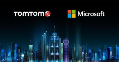 微软纳入TomTom定位技术