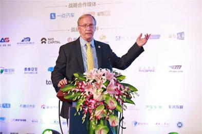 联网车辆行业协会(CVTA)总裁McCormick:如何处理好数据和网络安全是车联网面临的最大问题