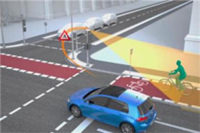 大眾與西門子采用WLANp技術,在沃爾夫斯堡開展信號燈V2X測試
