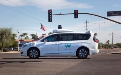 Waymo將在加州提供自動駕駛乘車服務