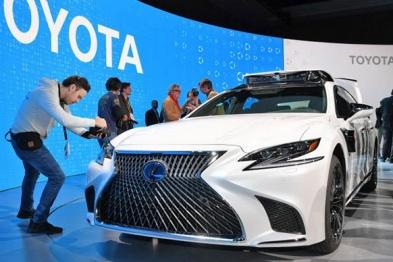 丰田计划对外销售自动驾驶技术