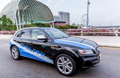 德尔福斥资4.5亿美金收购自动驾驶初创公司nuTonomy
