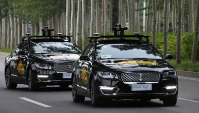 小马智行和AutoX获加州自动驾驶服务许可
