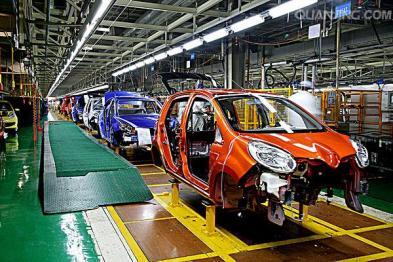 长安汽车斥近40亿巨资扩建发动机工厂
