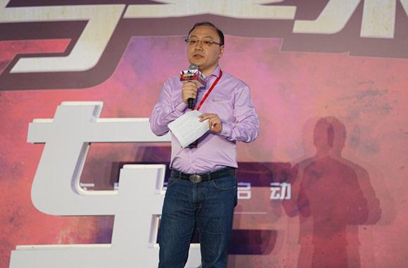易车总裁、易鑫集团创始人兼CEO张序安