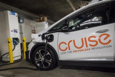 通用启动自动驾驶网约车服务项目