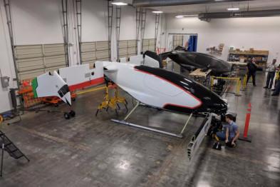 空客电动飞行汽车将于今年年底首飞