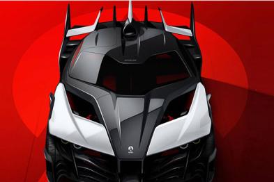 Ariel公布增程版HIPERCAR超跑,预计2020年上市