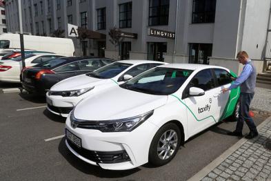 滴滴与移动出行企业Taxify战略合作,布局欧非