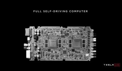 """马斯克""""AI自研芯片""""终圆梦,但特斯拉Autopilot还在路上丨深度"""