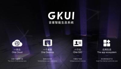 发布一年用户规模即达百万,GKUI领跑汽车智能网联新时代