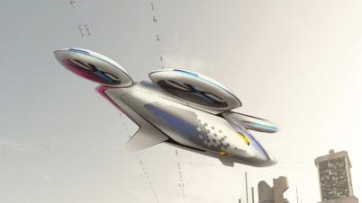 空客发布飞行汽车计划,或于明年测试