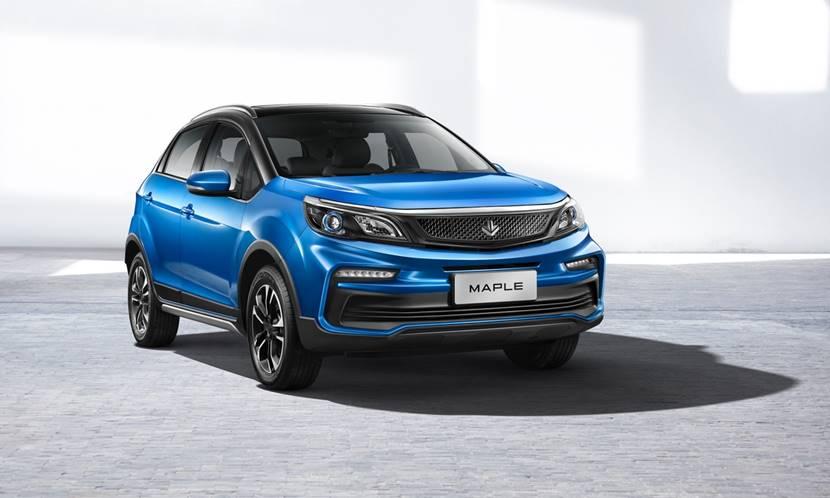全新新能源汽车品牌枫叶汽车 将于4月10日线上发布 【图】