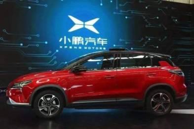 """小鹏汽车将推B级车, 新车或定名""""小鹏G5"""""""