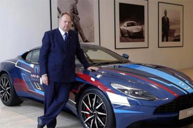 阿斯顿马丁CEO:英国限定燃油汽车意义甚微