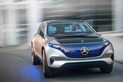 奔驰高端新能源汽车生产基地落户顺义