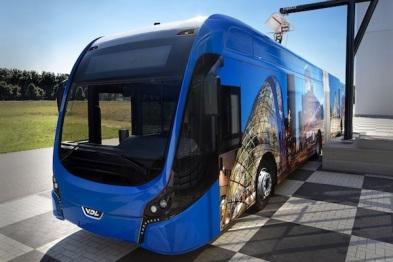 荷兰将运营电动巴士,采用快充技术