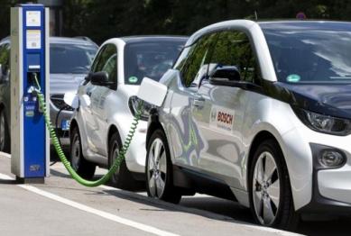 博世:2018年起電動車業務訂單超1000億