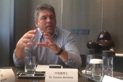 """专访FMC CEO毕福康:成为新造车力气中""""活上去""""的10%"""