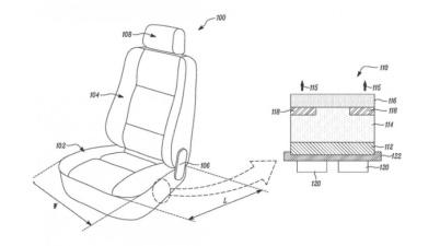 特斯拉通過液體加熱/冷卻座椅專利曝光