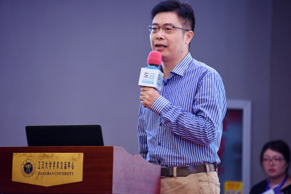 东风汽车公司技术中心副院长周剑光