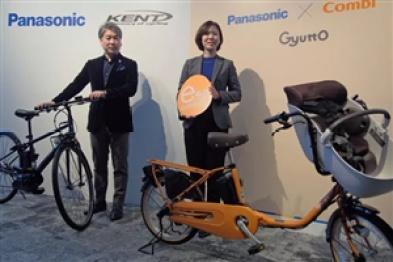 松下与摩拜合作,在日本推共享电助力单车