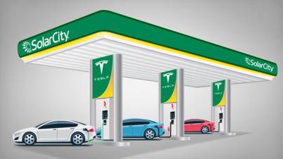 特斯拉和SolarCity确认26亿美元全股票交易