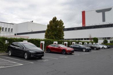 特斯拉超级充电站将不再免费提供使用