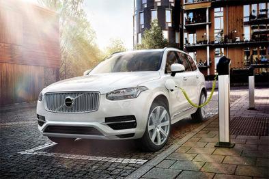 沃尔沃:2025年全球销售100万辆新能源车